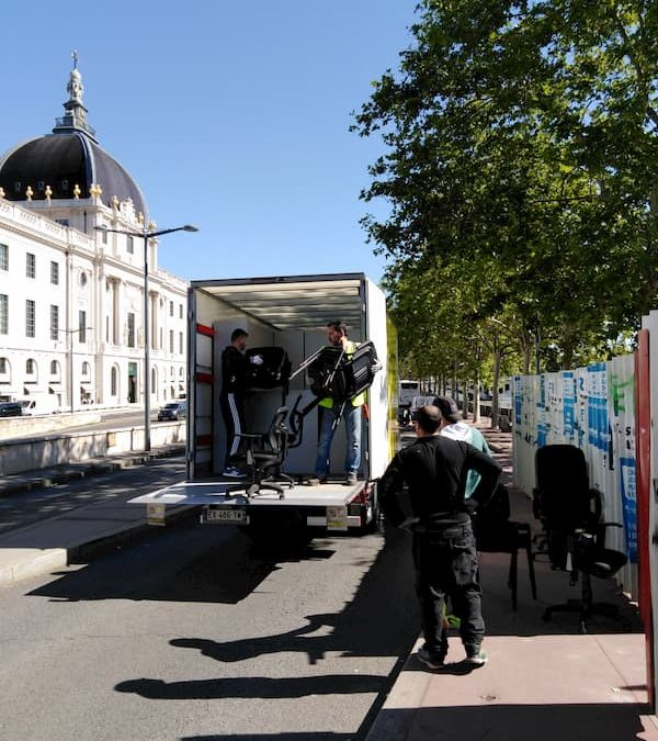 Retour sur l'opération du Grand Hôtel Dieu à Lyon