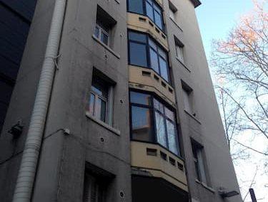 Réhabilitation de logements Lyon 8