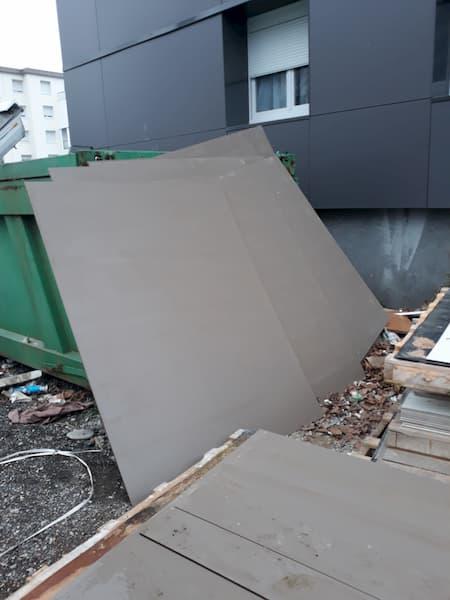 Réemploi en fin de chantier de réhabilitation de logements – Saint Martin d'Hères