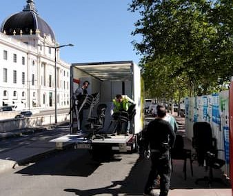 Réemploi en fin de chantier du Grand Hôtel Dieu – Lyon 2