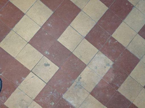 Réemploi de matériaux d'un immeuble de logements – Lyon 8