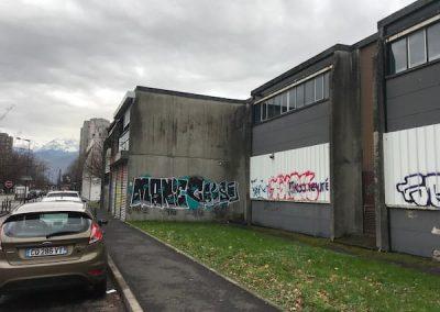 AMO Gestion des déchets en phase curage – Grenoble