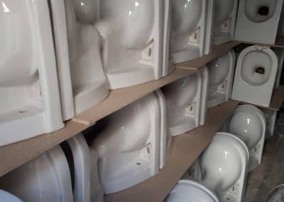 Réemploi de cuvettes de WC – Lyon 5