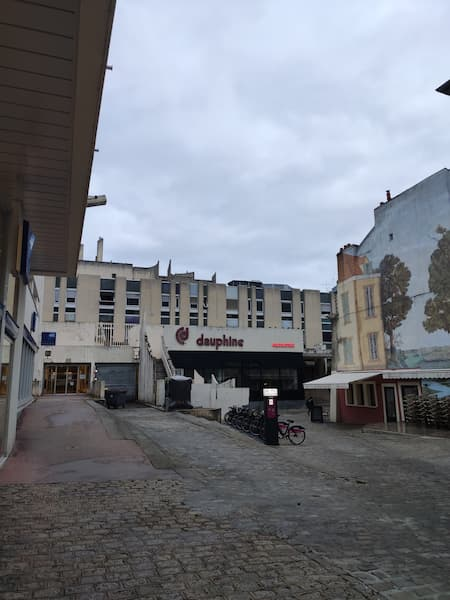 AMO Réemploi – Centre Dauphine – Dijon