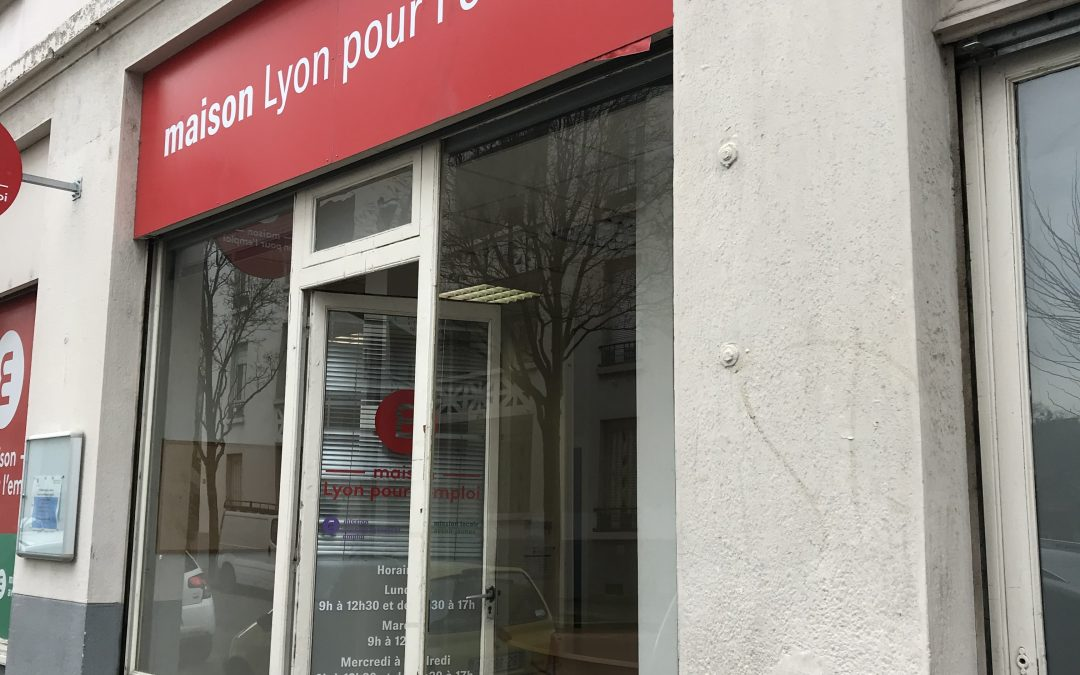 MOE Réemploi pour un point contact – Lyon 7