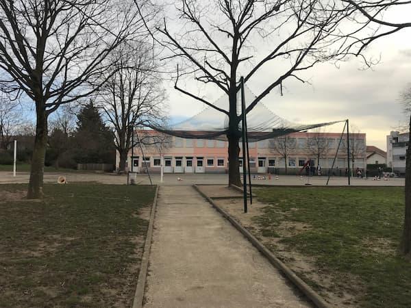 AMO Réemploi – Groupe scolaire Simone Veille – St-Priest